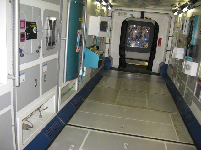 inside space station bed - photo #31